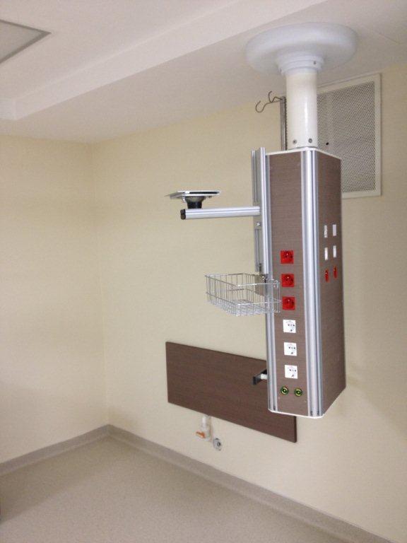 Type Pendant Intensive Care Unit